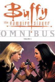 Buffy The Vampire Slayer Omnibus 5 Graphic Novel Trade Paperback TPB